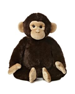 "12"" Plush Chimpanzee"
