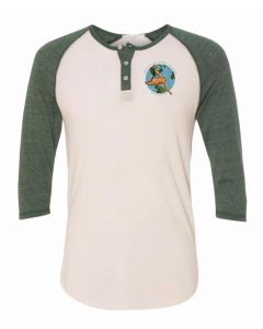 Mens ''Global Conservation'' Henley Shirt