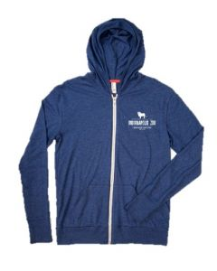 Adult Indianapolis Zoo Lightweight Hoodie