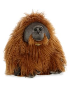 12'' Plush Male Orangutan