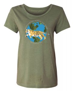 Ladies ''Global Conservation'' Tee